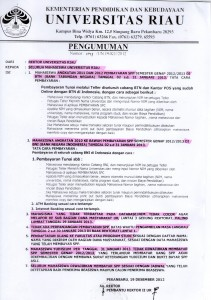 pembayaran spp genap 2012-2013