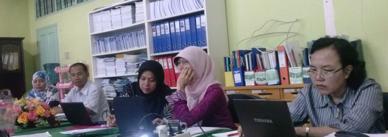 Rapat Jurusan Teknik Elektro Periode Februari 2014