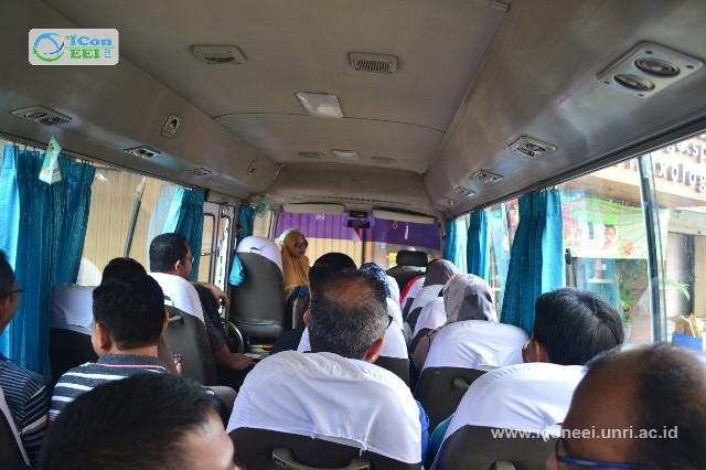 Menuju Pelabuhan Punggur Kota Batam