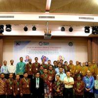 Sukses: Jurusan Teknik Elektro UNRI Menyelenggarakan  Konferensi Internasional di Kota Batam