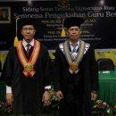 Pengukuhan Guru Besar dari Fakultas Teknik