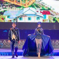 Mahasiswa Teknik Informatika UNRI Juara 4 Bujang Dara Pekanbaru