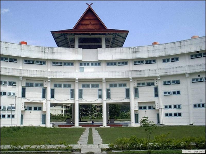 Gedung C Fakultas Teknik UR