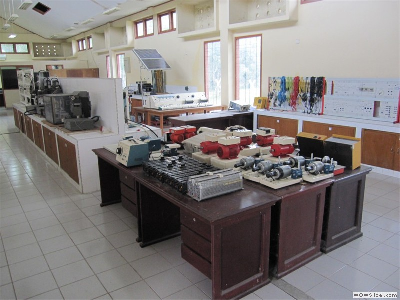 Laboratorium Elektronika Industri