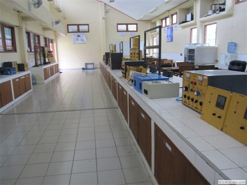 Laboratorium Konversi Energi Listrik